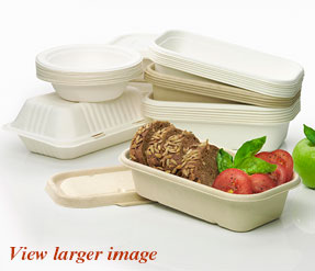 Biocane range of degradable and compostable packaging products